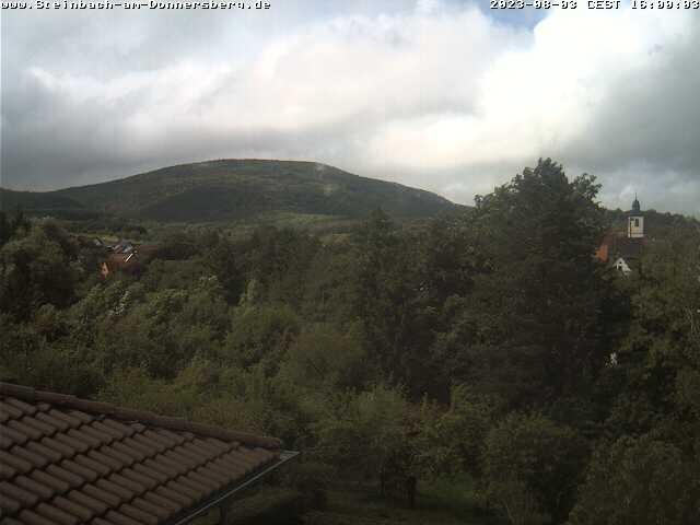 Donnersberg aus Richtung Steinbach